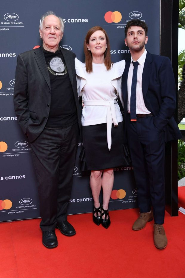 Julianne Moore: See Life Through A Different Lens Photocall -19
