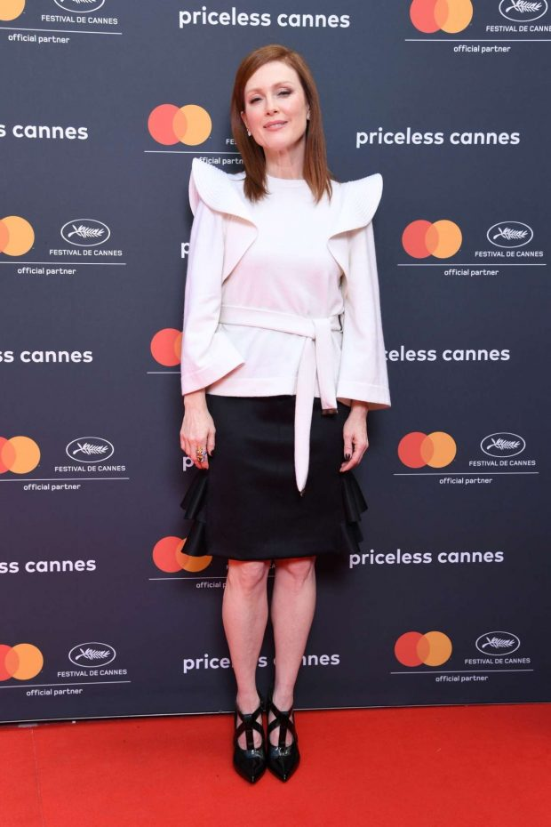 Julianne Moore: See Life Through A Different Lens Photocall -26