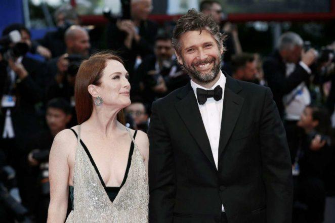 Julianne Moore: Suburbicon premiere 2017 Venice Film Festival in Italy-13