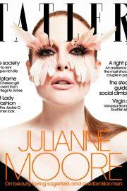 Julianne Moore - Tatler Magazine (July 2019)