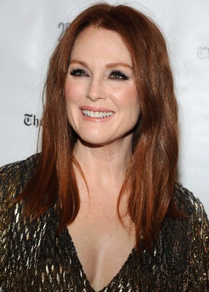 Julianne Moore - The 25th IFP Gotham Independent Film Awards in NY