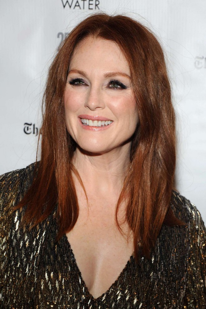 Julianne Moore – The 25th IFP Gotham Independent Film Awards in NY