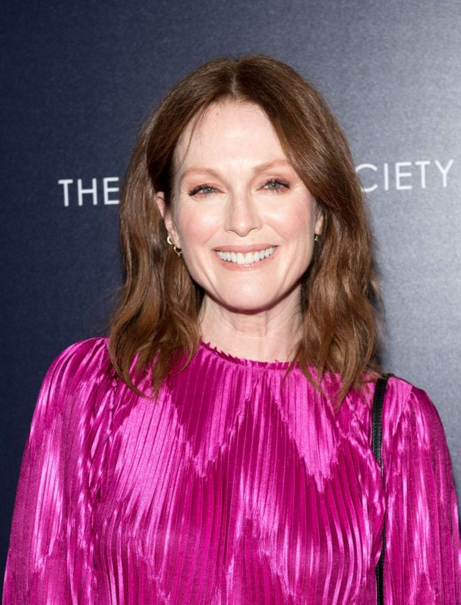 Julianne Moore – 'The Happy Prince' Screening in New York