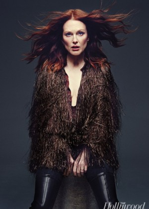 Julianne Moore - The Hollywood Reporter (January 2015)