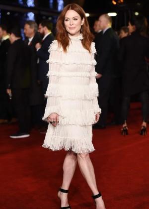 Julianne Moore - 'The Hunger Games: Mockingjay' Part 2 Premiere in London