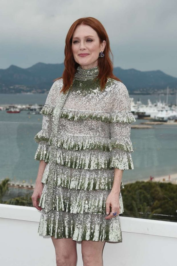 Julianne Moore - 'The Staggering Girl' Photocall at 2019 Cannes Film Festival