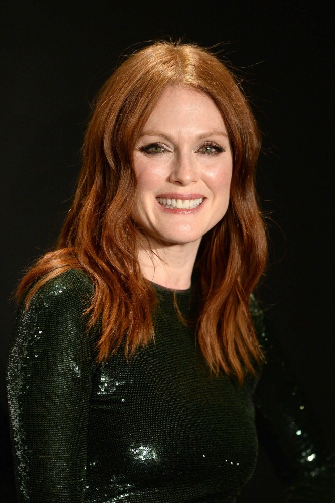 Julianne Moore - Tom Ford 2015 Womenswear Collection Presentation in LA