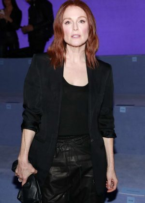 Julianne Moore - Tom Ford Fashion Show FW 2018 in NY