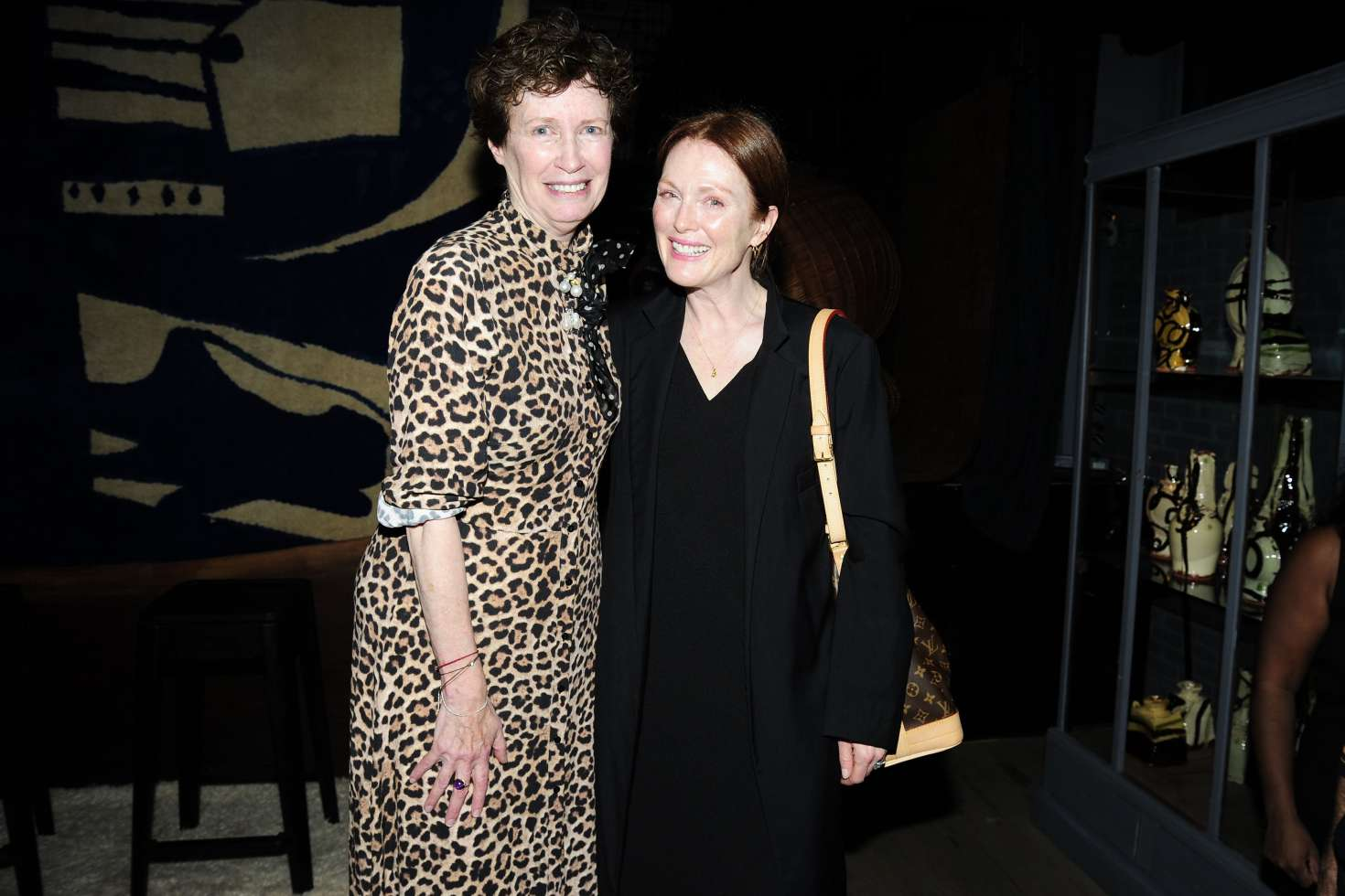 Julianne Moore 2018 : Julianne Moore: Wendy Goodman Celebrates The Release Of Her New Book May I Come In -03