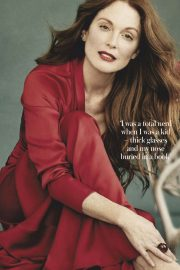 Julianne Moore - Woman and Home South Africa (July 2019)