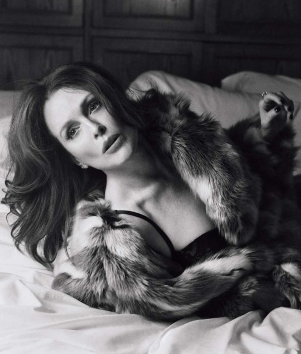 Julianne Moore - WSJ Magazine (November 2019)