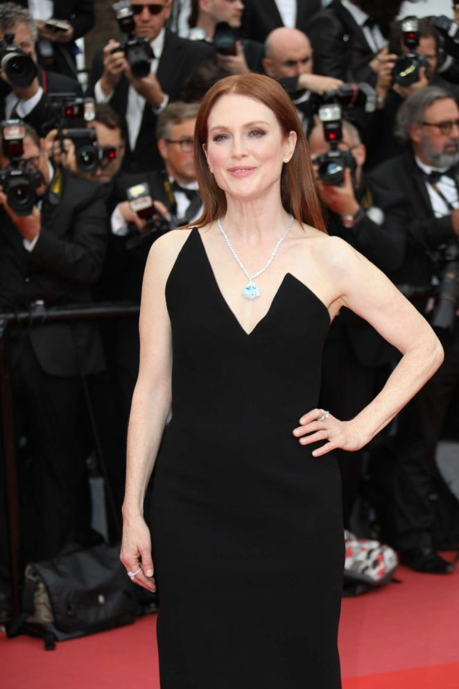 Julianne Moore - 'Yomeddine' Premiere at 2018 Cannes Film Festival