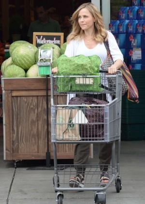 Julie Benz at Bristol Farms -19