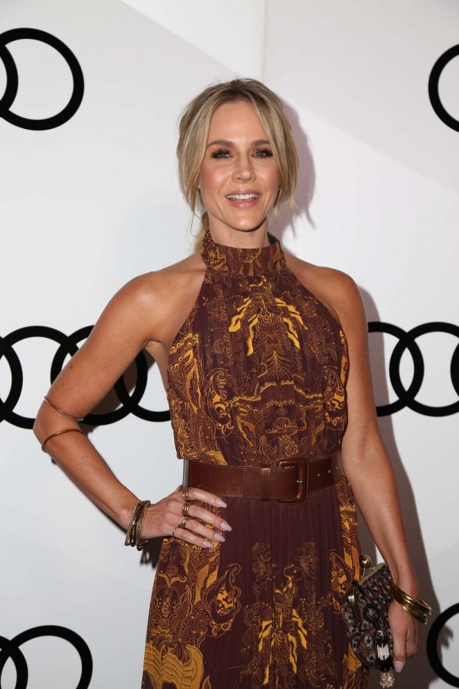Julie Benz - Audi Celebrates The 68th Emmys Party in West Hollywood
