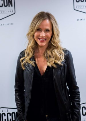 Julie Benz - Comic Con Festival 2017 in Paris