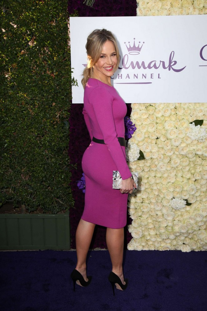 Julie Benz - Hallmark Channel and Hallmark Movies and Mysteries 2015 Summer TCA Tour in Beverly Hills