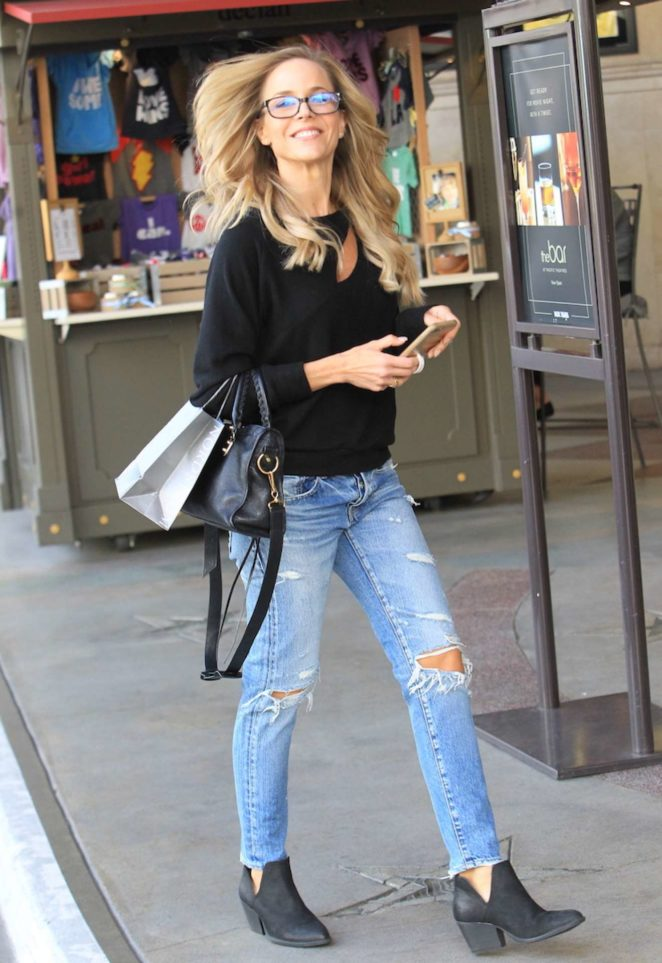 Julie Benz: Shopping Candids in Hollywood-01