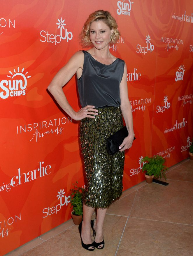 Julie Bowen - 13th Annual Inspiration Awards to Benefit STEP UP in Beverly Hills