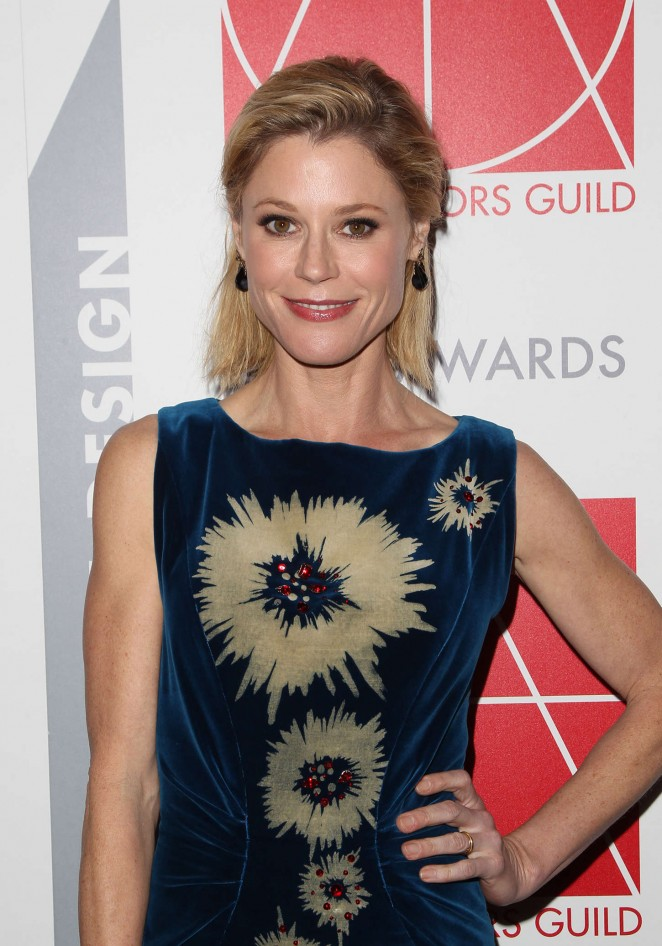 Julie Bowen - Art Directors Guild Excellence In Production Design Awards 2015 in Beverly Hills