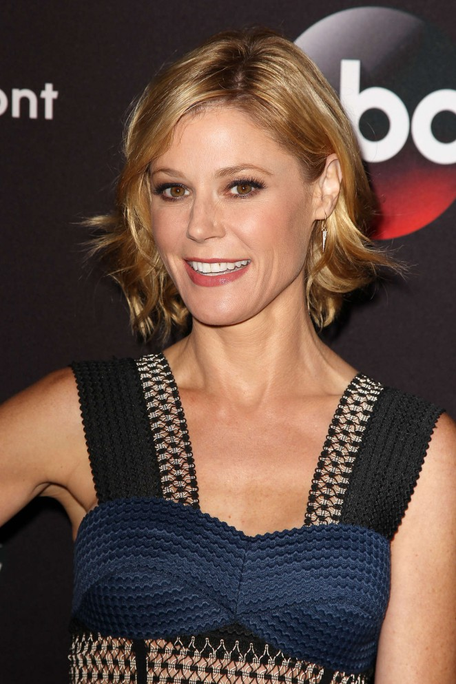 Julie Bowen - 2015 ABC Upfront in NYC