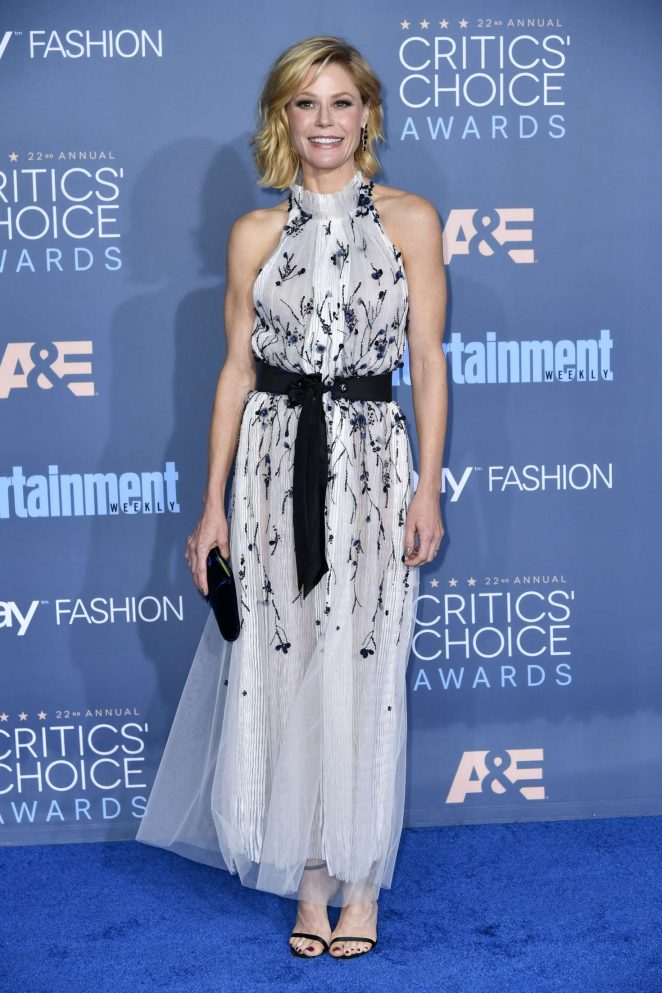 Julie Bowen - 22nd Annual Critics' Choice Awards in Los Angeles