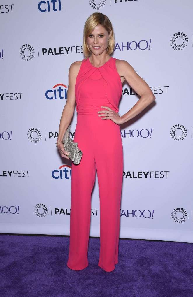 "Julie Bowen - 2015 PaleyFest ""Modern Family"" Event in Hollywood"