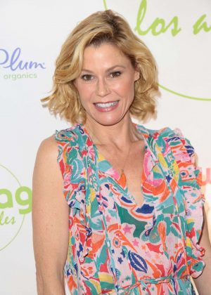 Julie Bowen at the grand opening party for WeVillage in LA