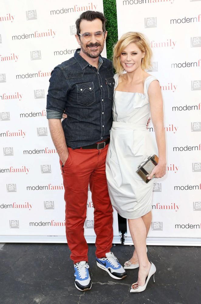 Julie Bowen: Modern Family Premiere Season Finale -04