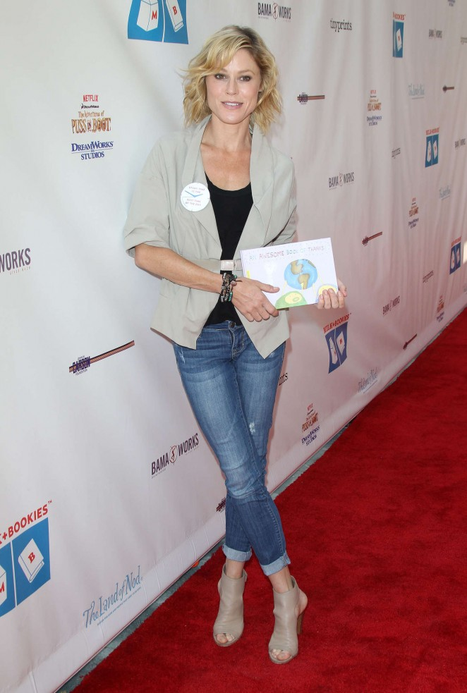Julie Bowen - Milk + Bookies 6th Annual Story Time Celebration in LA