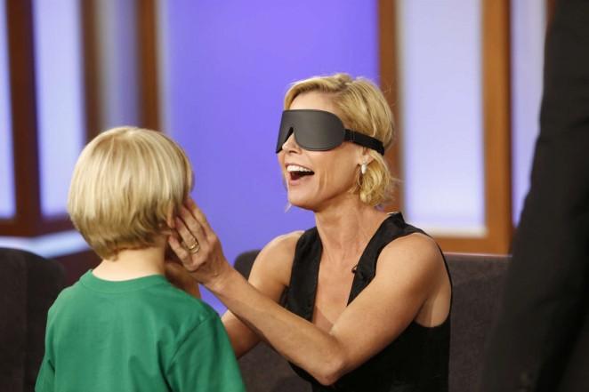 Julie Bowen: Visits Jimmy Kimmel Live -02