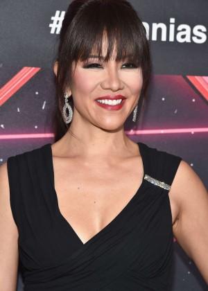 Julie Chen - BAFTA Los Angeles Britannia Awards in LA