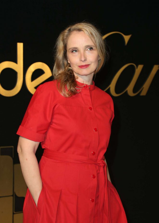 Julie Delpy - 'Panthere de Cartier' Watch Launch in Los Angeles