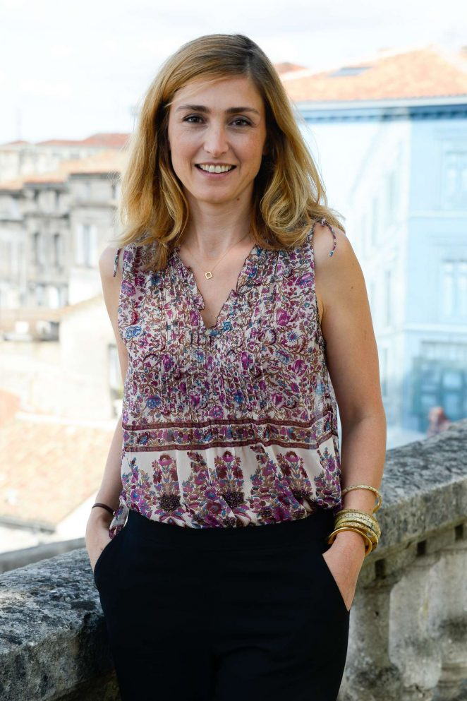 Julie Gayet - 9th Angouleme Film Festival in Angouleme