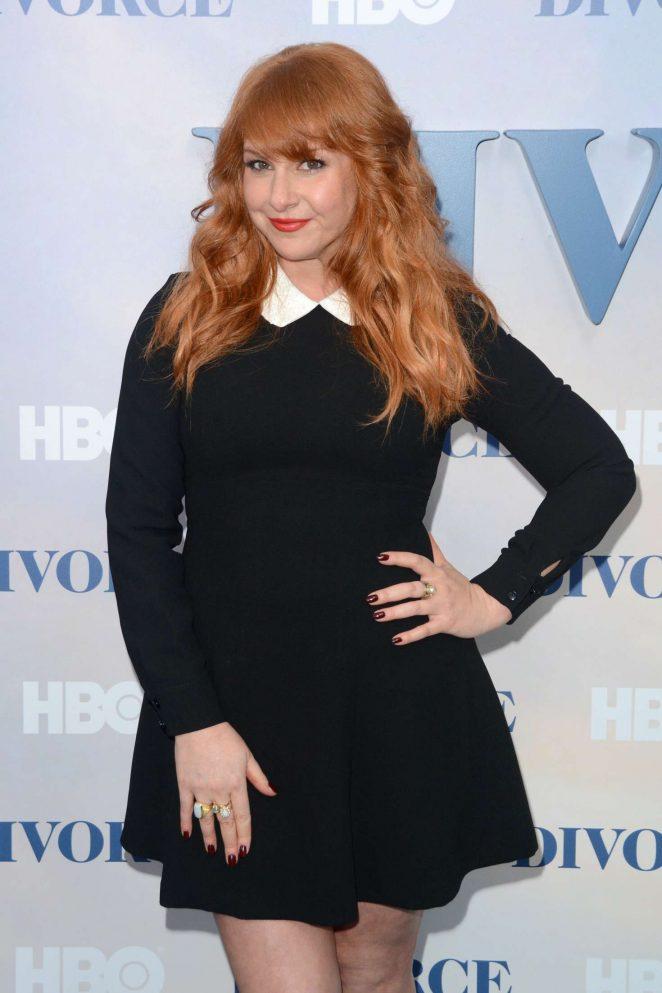 Julie Klausner - 'Divorce' Premiere in New York