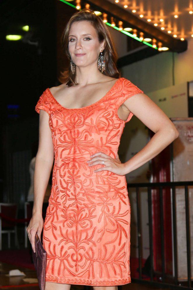 Julie Lake at El Rey Theatre in Beverly Hills