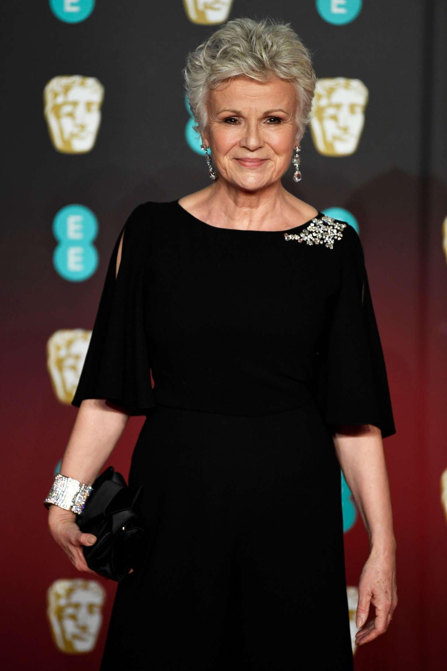 Julie Walters 71st British Academy Film Awards In London