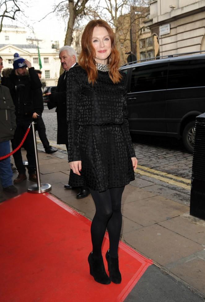 """Julienne Moore - """"Still Alice"""" VIP Screening in London"""