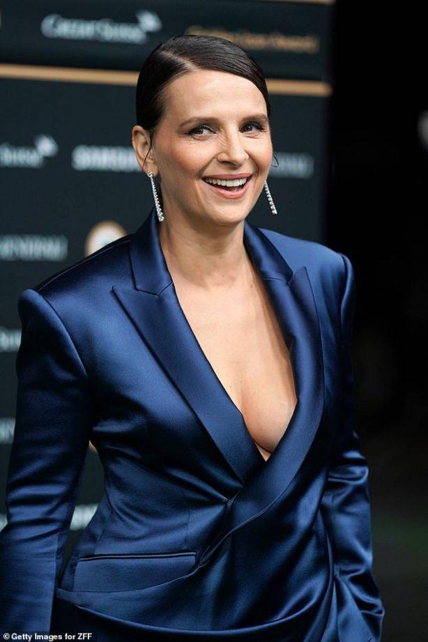 Juliette Binoche - 2020 Zurich Film Festival