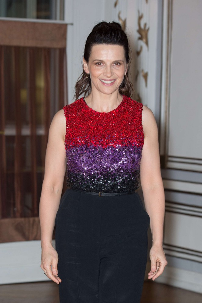 Juliette Binoche - 29th Cabourg Film Festival in France