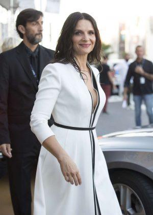 Juliette Binoche at 66th San Sebastian Film Festival