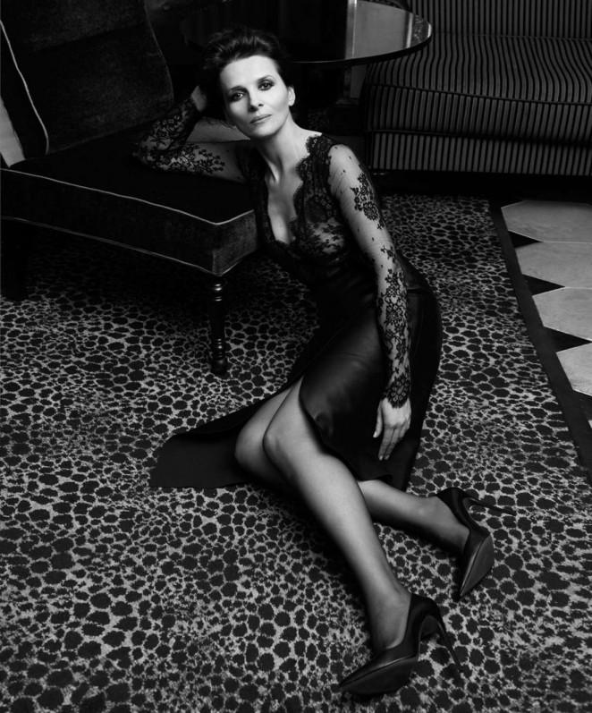 Zilijet Binos (Juliette Binoche) - Page 2 Juliette-Binoche:-Porter-Magazine-2015--04-662x797