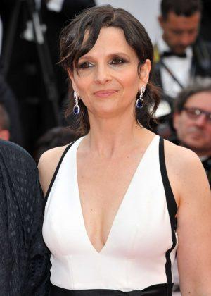 Juliette Binoche - 'L'Amant Double' Premiere at 70th Cannes Film Festival