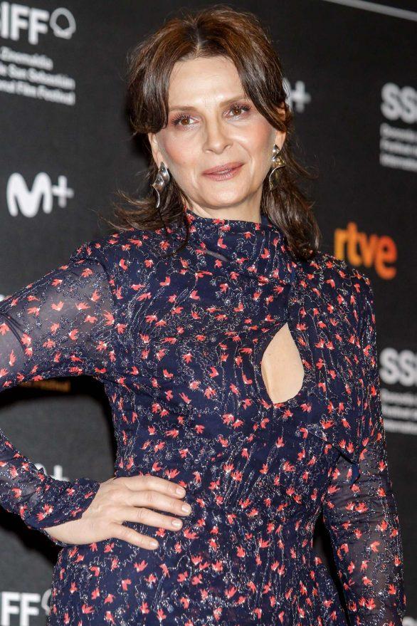 Juliette Binoche - 'La Verite' Premiere - 67th San Sebastian Film Festival