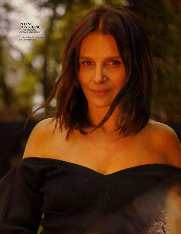 Juliette Binoche - Madame Figaro Magazine (June 2020)