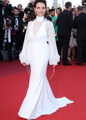 Juliette Binoche - 'Okja' Premiere at 70th annual Cannes Film Festival