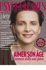 Juliette Binoche - Psychologies France Magazine (January 2020)