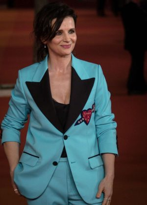 Juliette Binoche - 'The English Patient' 20th Anniversary Screening in Rome