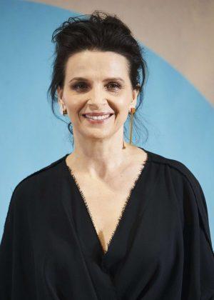 Juliette Binoche - Women in Action Award 2016 in Madrid