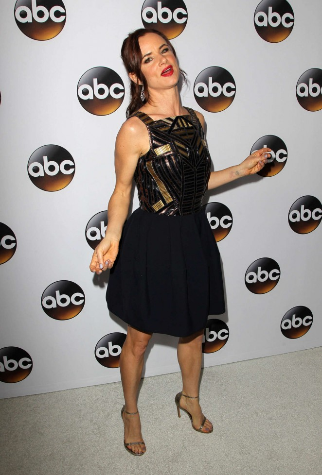 Juliette Lewis - Disney & ABC Television Group's TCA Winter Press Tour in Pasadena