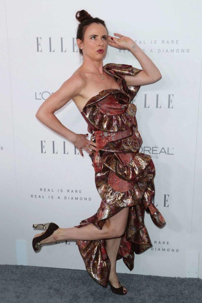 Juliette Lewis - ELLE's 24th Annual Women in Hollywood Celebration in LA